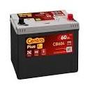 Centra Plus - CB604 - 12 V - 60 Ah - 390 A