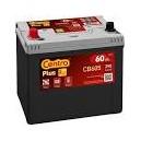 Centra Plus - CB605 - 12 V - 60 Ah - 390 A