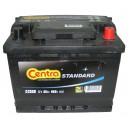 Centra Standard - CC550 - 12 V - 55 Ah - 460 A