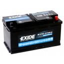 Exide Micro-Hybrid AGM - EK920 - 12 V - 92 Ah - 850 A