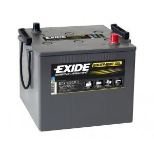 Exide Marine & Multifit - Equpment Gel - ES1200 - 110 Ah - 1200 Wh