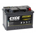 Exide Marine & Multifit - Equpment Gel - ES 650 - 56 Ah - 650 Wh