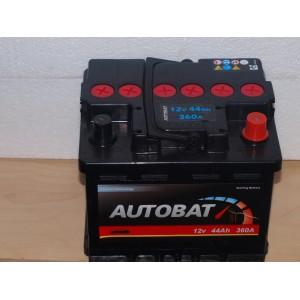 Autobat - 12 V - 44 Ah - 360 A