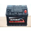 Autobat - 12 V - 60 Ah - 450 A