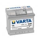 Varta Silver - 552401052 - 12 V - 52 Ah - 520 A