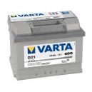 Varta Silver - 561400060 - 12 V - 61 Ah - 600 A