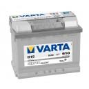 Varta Silver - 563400061 - 12 V - 63 Ah - 610 A