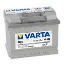 Varta Silver - 563401061 - 12 V - 63 Ah - 610 A