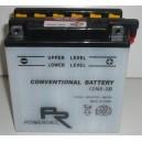 Poweroad - 12N5-3B - 12 V - 5 Ah - 40 A