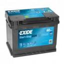 Exide Micro-Hybrid AGM - EK600 - 12 V - 60 Ah - 680 A