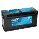 Exide Micro-Hybrid AGM - EK1050 - 12 V - 105 Ah - 950 A