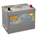 Centra Futura - CA754 - 12 V - 75 Ah - 630 A