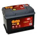 Centra Plus - CB602 - 12 V - 60 Ah - 540 A