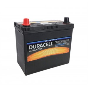 Akumulator Duracell Advanced DA60L+ Azja 60Ah 550A