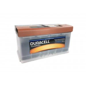 Duracell Advanced DA100 OE 100Ah 860A