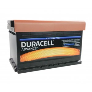 Duracell Advanced DA80 80Ah 750A