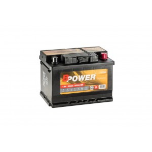 BPower Supreme 60Ah 600A
