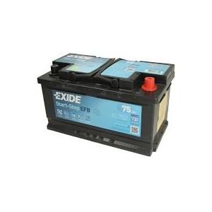Akumulator EFB 12V 75Ah Start&Stop