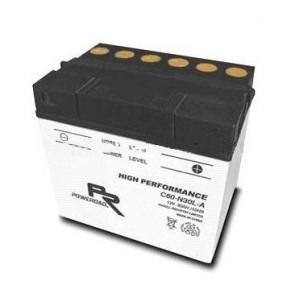 Poweroad - C60-N24L-A - 12 V - 28 Ah - 300 A