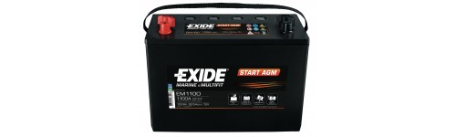 Exide Marine & Multifit - START AGM